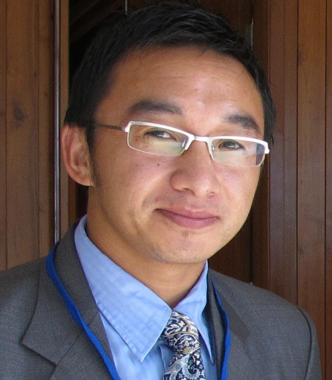Sithar_Norbu_Bhutan_DSP_Training_India